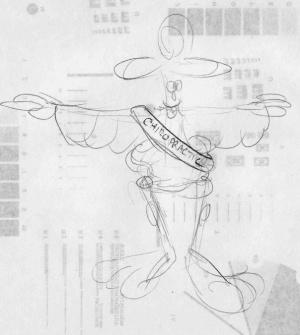 chiro-vert-angel-sketch